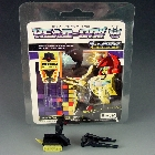 HeadRobots - NightRider (Black Zarak colors) - Osaka Exclusive - MOC
