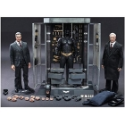 Movie Masterpiece Series - Batman Armory w/ Alfred & Batman Figures