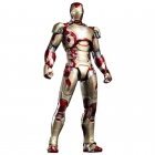 Movie Masterpiece Diecast Series - Iron Man 3 - Iron Man Mark XLII Figure