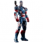 Movie Masterpiece Diecast Series - Iron Man 3 - Iron Patriot Figure