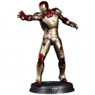 Hot Toys - Power Pose - Iron Man 3 - Iron Man Mark XLII Figure