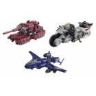 Generations - Combiner Wars 2015 - Legends Series 3 set of 3