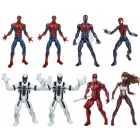 Marvel - Spider Man Infinite Legends Series 1 - 6 inch - Case of 8 with BAF Hobgoblin