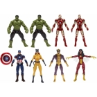 Marvel - Avengers Infinite Legends Series 2 - 6 inch - Case of 8 with BAF Thanos