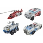 Generations - Combiner Wars 2015 - Deluxe Class Series 3  - Set of 4