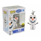 Funko POP!  Disney Frozen - Flocked Olaf - NYCC 2014 Exclusive