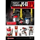 PC-03 Perfect Combiner Upgrade Set - Superion Set