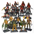 GIJoe - JoeCon 2015 - Loose Set - Tiger Force vs. Iron Grenadiers