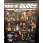 GIJoe - JoeCon 2015 - KRE-O Set - Tiger Force vs. Destro's Undertow