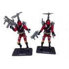GIJoe - JoeCon 2015 - Iron Grenadiers - Air Assault - 2-Pack
