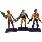 GIJoe - JoeCon 2015 - Tiger Force - Helicopter Crew 3-Pack