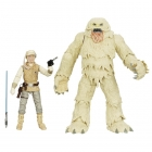 Star Wars Black Deluxe Series 3 - 6'' - Luke Skywalker w/ Wampa