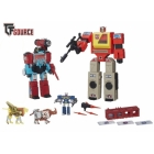Platinum Edition - Autobot Intell Ops Set - Blaster & Perceptor