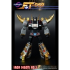 FansToys FT-06D Sever - Iron Dibots No.3 - Limited Edition 500 Pieces