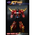 FansToys FT-06G Sever - Iron Dibots No.3 - Limited Edition 500 Pieces