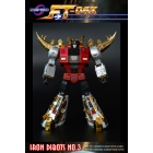 FansToys FT-06X Sever - Iron Dibots No.3 - Limited Edition 1000 Pieces