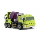 Generation Toy - Gravity Builder - GT-01B Mixer Truck - Early Bird Pricing Save $5