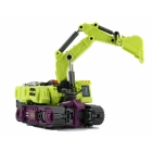 Generation Toy - Gravity Builder - GT-01C Excavators - Early Bird Pricing Save $5