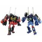 Transformers Adventure - TAV32 - Rumble & Frenzy - MISB
