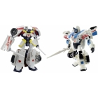 Transformers Adventure - TAVVS05 - Drift Origin & Jazz Battle Mode