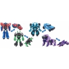 Transformers Adventure - TAV35 EX Collection - Autobot vs. Decepticon Set