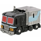 Transformers Q - QT35 Black Convoy / Optimus