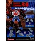 PC-08 Perfect Combiner Upgrade Kit for CW Optimus