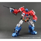 Ori Toy - Hero of Steel 01 - Optimus Prime - w/ Bonus Megatron Gun