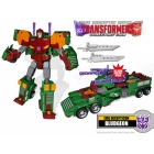 Transformers Subscription 4.0 - Bludgeon