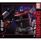 Hot Toys - G1 Optimus Prime (Megatron Version) - Asia Exclusive