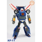 KFC - KP-11 Posable Hands For MP-25 Tracks