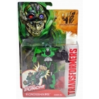 Transformers AOE - Power Battlers - Crosshairs - MOSC
