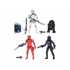 Star Wars - The Black Series Imperial Forces 6-Inch Action Figures - EE Exclusive