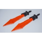 ToyWorld - TW-D - Combiner Swords