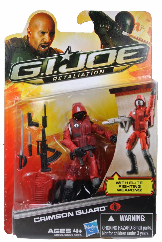 GIJoe - Retaliation - Crimson Guard