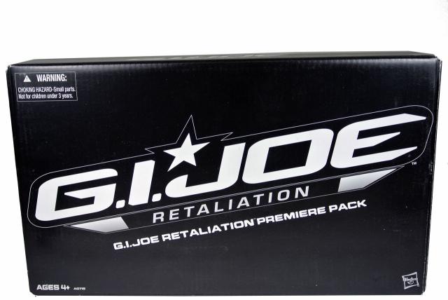 GIJoe - Retaliation - Premiere Pack