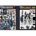 PE DX-03 Warden & PE-DX03EW Add-on Set