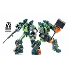 Fansproject - Warbot - Recoiler and Riftshot - Set of 2 - MIB