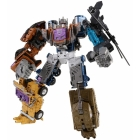 UW-07 Unite Warriors Bruticus w/ Blast-off Shuttle!