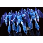 Xtransbots - MX-II Swarm Team Set of 3