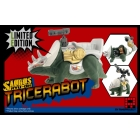 Fansproject - Ryu-oh Tricerabot Shell - Limited Edition