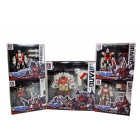 TFC Toys - Uranos - Set of 5 - MIB - 100% Complete