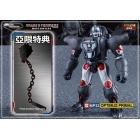 MP-32 Masterpiece Optimus Primal - w/ Diecast Mace