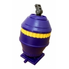 ToyWorld - Constructor - Purple Mixer Barrel