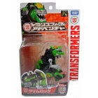 Transformers Adventure - TAV02 - Grimlock - MOC