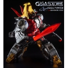 GigaPower - Gigasaurs - HQ02R - Grassor - Chrome version