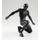 S.H.Figuarts - Man - Solid Black Color