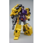 ToyWorld -  Constructor - TW-C04B Allocater - Yellow Version
