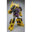 ToyWorld -  Constructor - TW-C05B Shovel - Yellow Version