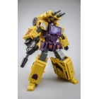ToyWorld - Constructor - TW-C06B Concrete - Yellow Version
